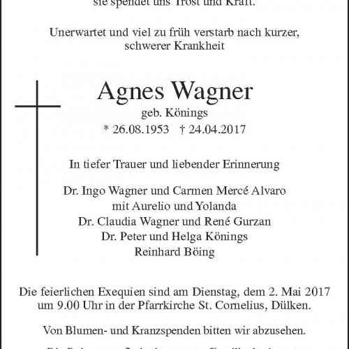 Agnes Wagner
